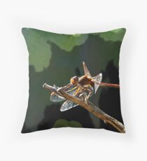 Dragons Touch Throw Pillow