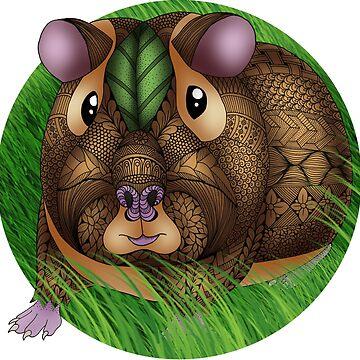 Guinea Pig by MagicMama