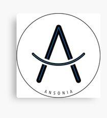 Ansonia Logo Canvas Print