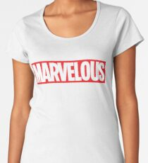 MARVELOUS TEE Women's Premium T-Shirt