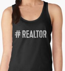 Hashtag Realtor  Women's Tank Top