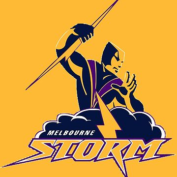 Melbourne Storm by lillopinto