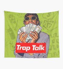 Rich The Kid Trap Talk Wall Tapestry