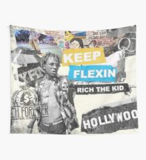 Rich The Kid Wall Tapestry