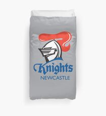 Newcastle Knights Duvet Cover