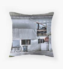 Barn n' Buggy Throw Pillow