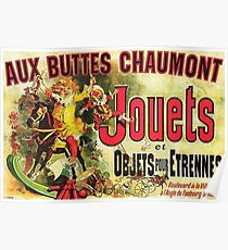 Jouets Poster