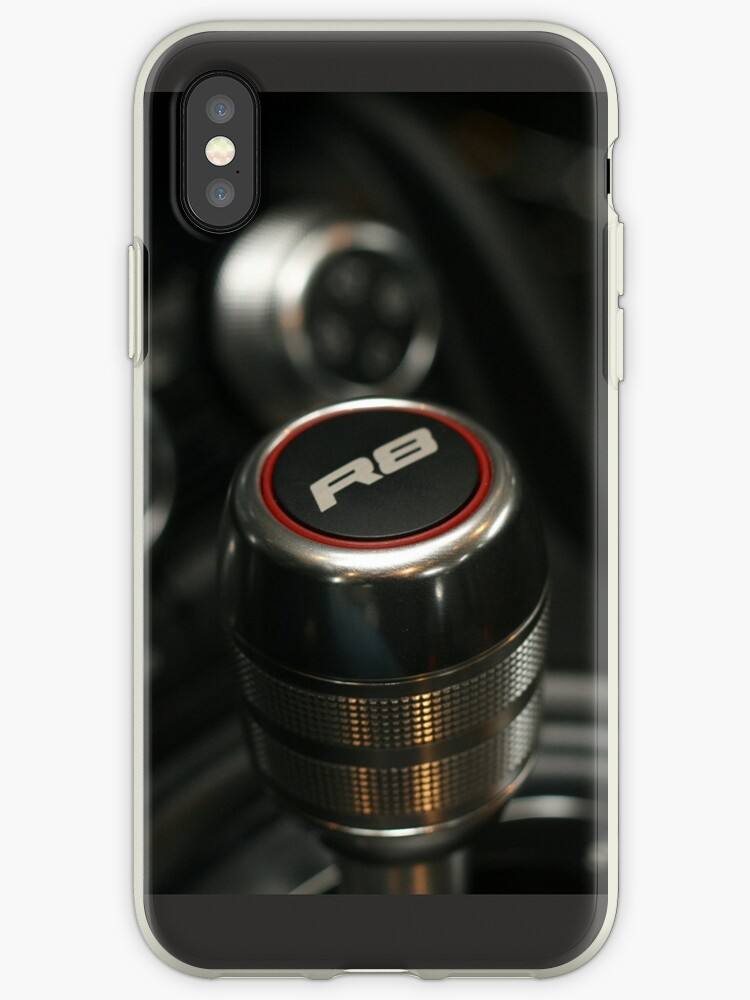 2011 Audi R8 Shifter View by Daniel  Oyvetsky