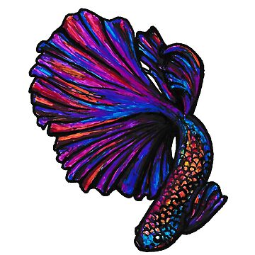 Betta Fish 2 by ogfx