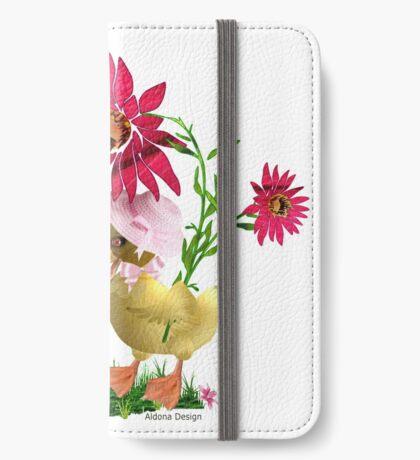 Little Duckling iPhone Wallet