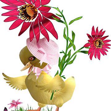 Little Duckling by aldona