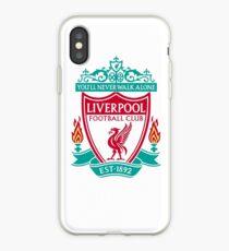 Liverpool item iPhone Case