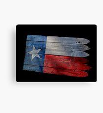 """A """"Texas Thing"""" Canvas Print"""