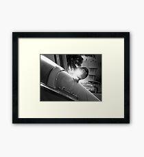 Pontiac Princess Framed Print