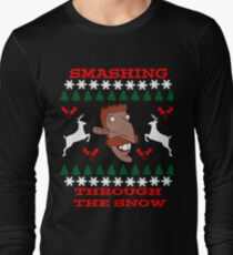 Nigel Thornberry Christmas Long Sleeve T-Shirt