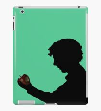 Sherlock, I.O.U. iPad Case/Skin