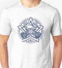Rock Star Guitars & Skull T-Shirt