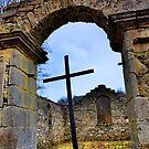 St Drostan's Chapel by R Outram