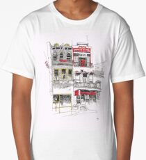 San Francisco's Chinatown Long T-Shirt