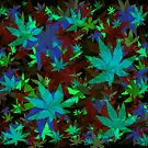 Candys Crazy Cannabis Camo 5 by Gypsykiss