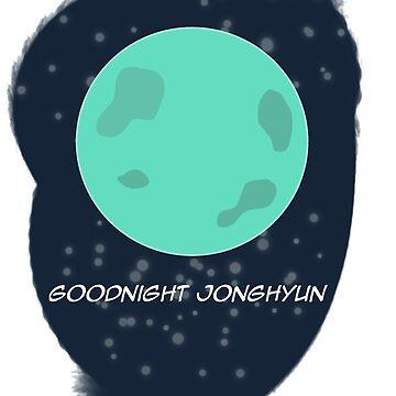 Jonghyun by MegT02