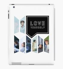 BTS Love Yourself iPad Case/Skin