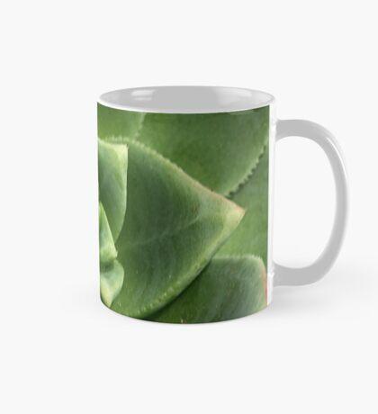 Green Faced Mug