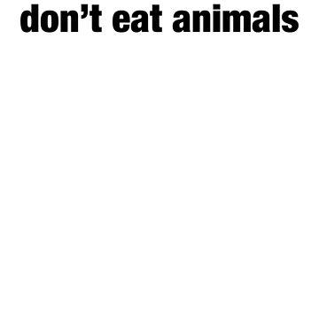 Animal Lover animal activist vegan shirt by SOpunk