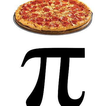 Novelty Pizza Pi  Women Girls nerdy gift idea Math 3.14159265359 #Piday Fun design gift for sister girlfriend mom  by Nukerwar