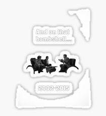 RIP Top Gear Sticker
