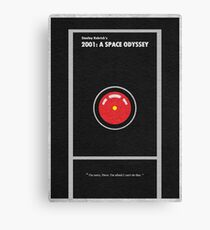 2001 A Space Odyssey Canvas Print