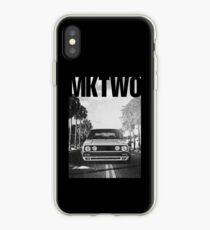 Vinilo o funda para iPhone Golf 2 GTI MK2 & quot; Palm Beach & quot;