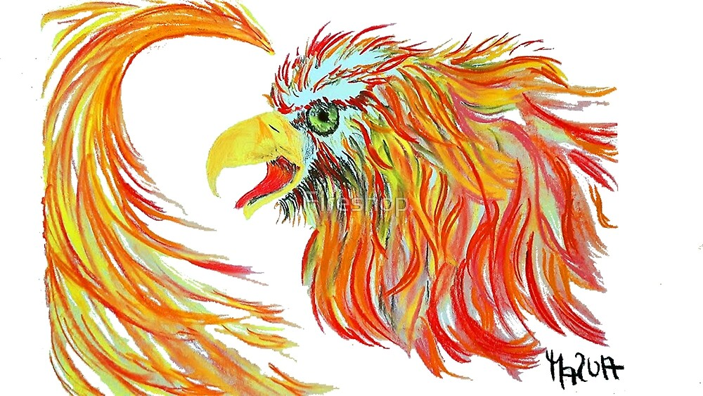 Fire Eagle by Fireshop