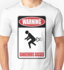 Gases Unisex T-Shirt