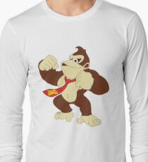 Camiseta de manga larga DONKEY KONG