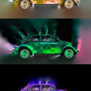 volkswagon beetle by RusticShiraz
