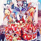 Maltese Carnival Float by Joseph Barbara