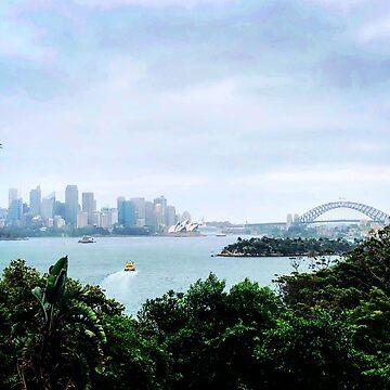 Sydney  by dymock