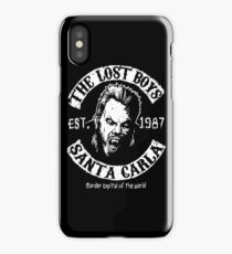 The Lost Boys Motorcycle Club iPhone Case/Skin