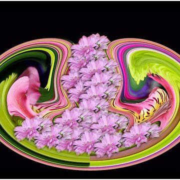 A Vase of Flowers by waynedking