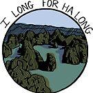 I Long for Ha Long by Sabrina Pinksen