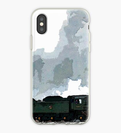 Oliver Cromwell Poster bywhacky iPhone Case