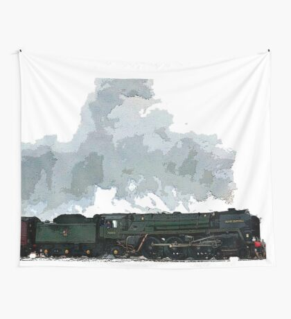 Oliver Cromwell Poster bywhacky Wall Tapestry