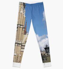 catholic church Novi Sad Serbia Leggings