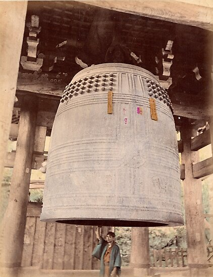 Chionin Temple Bell by Fletchsan
