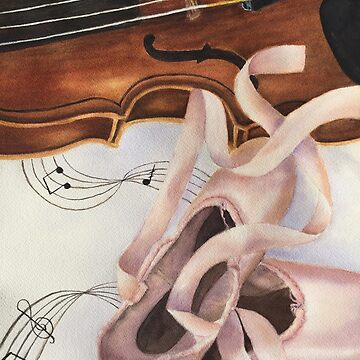 Ribbons and Strings by ArtbyDedeConrad