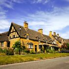 Alluring Cotswolds. by ScenicViewPics