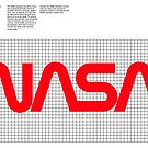 1976 NASA Graphics Standards - Logotype by oneksy