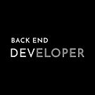 Back End Developer by developer-gifts