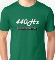 440 Hz Unisex T-Shirt
